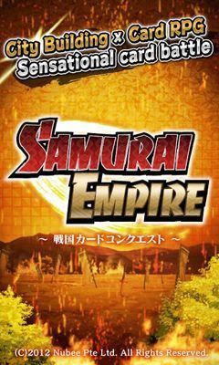 Samurai Empire Mod Apk Download With Images Android Mobile
