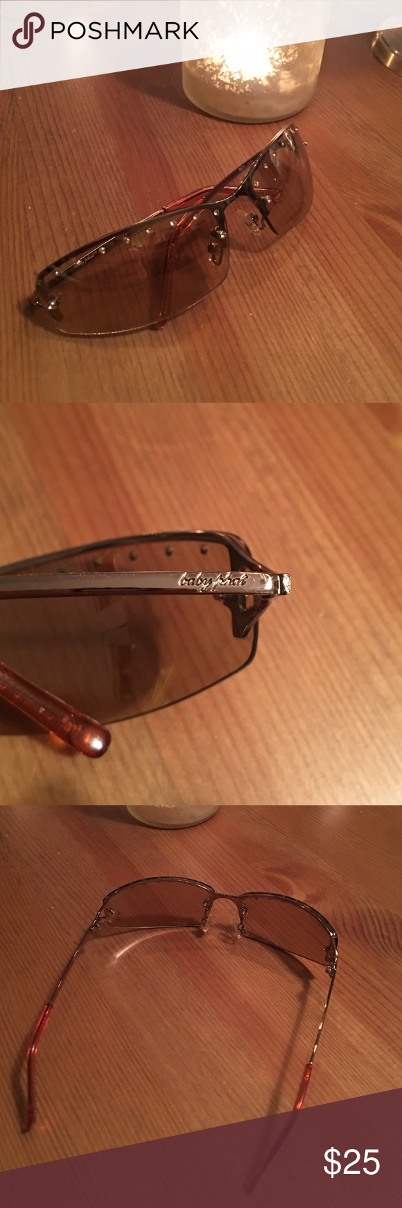 Baby phat sunglasses with crystal sparkle | My Posh Picks by ...