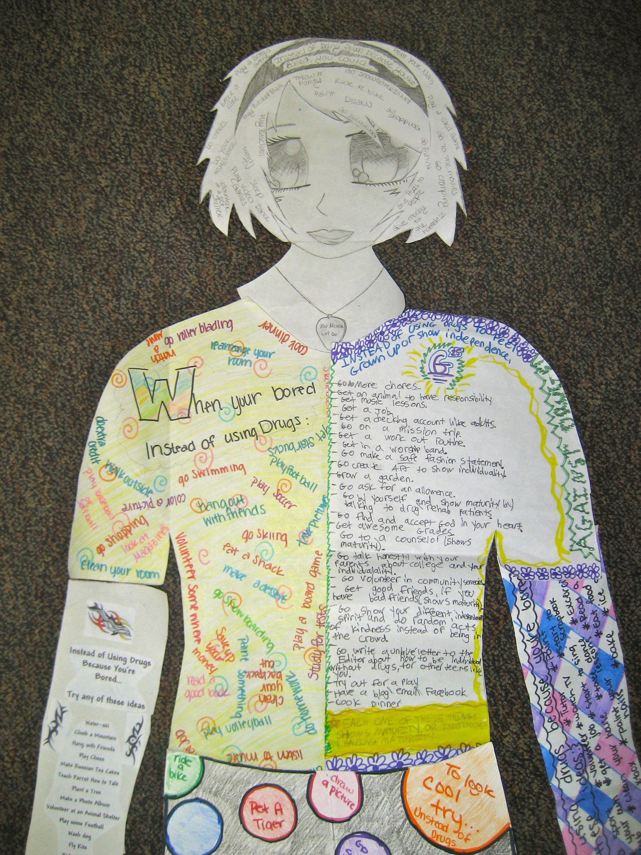 Pin On Awesome Art Projects For Healthy Teens