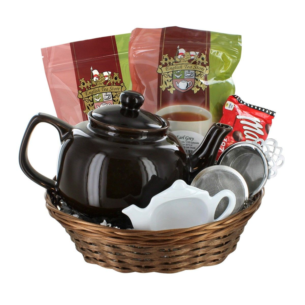 Earl Grey Tea Gift Basket