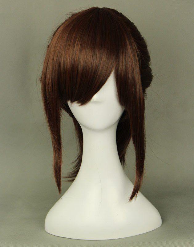Remis en stock: Perruque Mi-longue brune 45cm de Sasha Braus https://t.co/sfxJBIaQos  Prix: 38.50 @japanattitude https://t.co/bJ6HW5bUoN