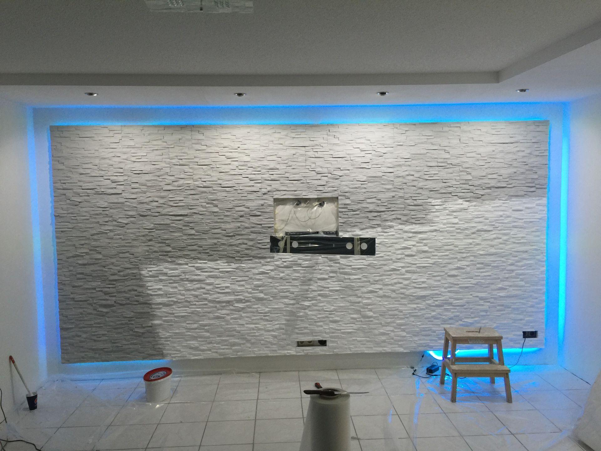 Einbaustrahler badezimmer ~ Bendu moderne stuckleisten bzw. lichtprofile für indirekte