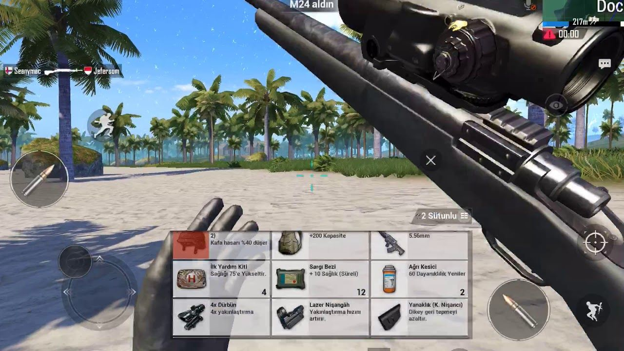 Pubg Mobile First Solo Gameplay Fpp Win 42 Ios Gameplay Maps Sanhok