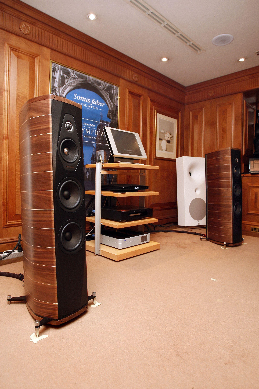 sonus faber olympica iii sonus faber pinterest best loudspeaker audio and audiophile ideas. Black Bedroom Furniture Sets. Home Design Ideas
