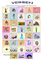 Verben mit Stammveraenderung und deren imperative | Pinterest ...