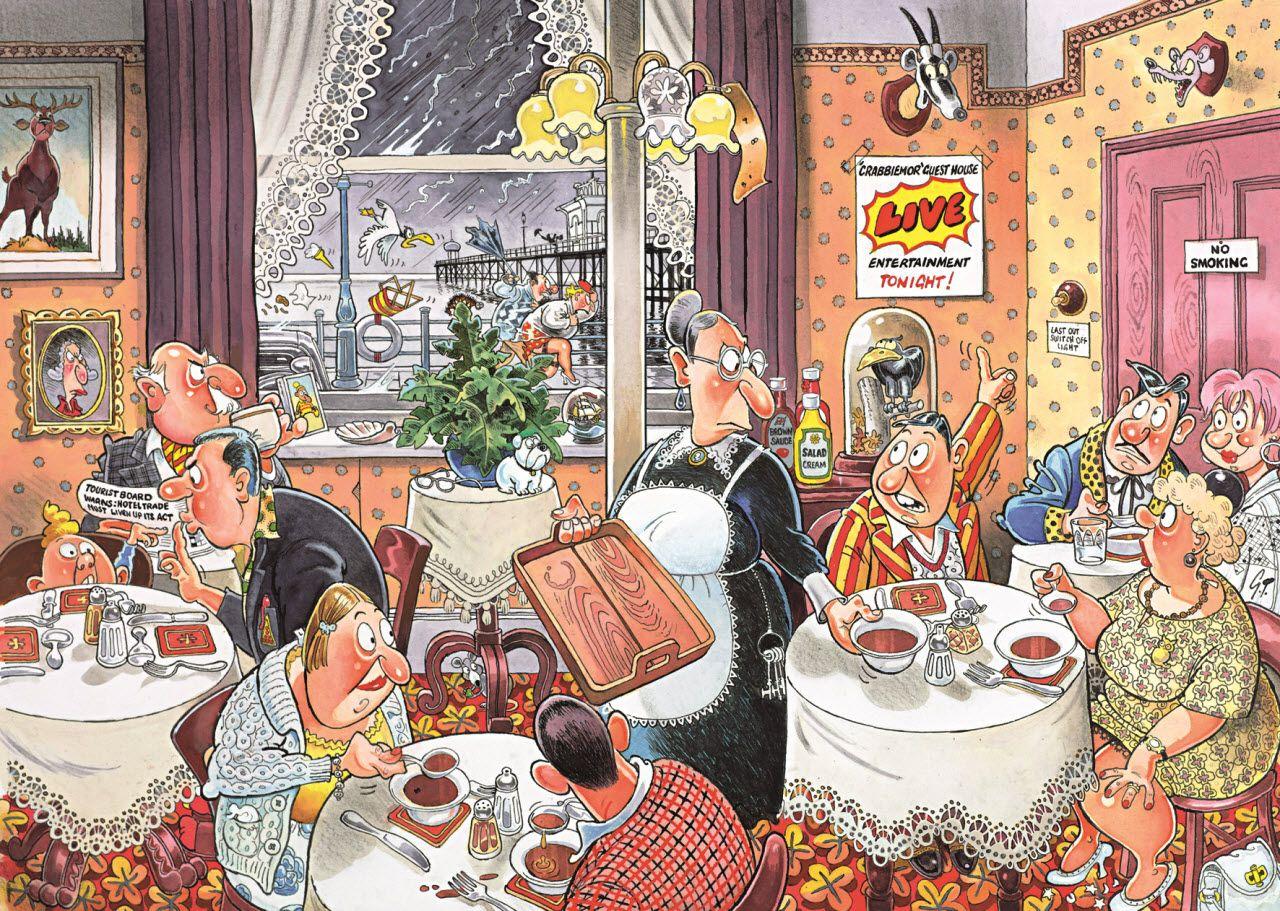 Illustrations Jan Van Haasteren Puzzelkunst Legpuzzels Puzzel
