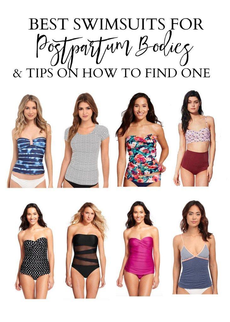 e36aa57c79496 Style    Best Swimsuits for Postpartum Bodies (Lauren McBride ...