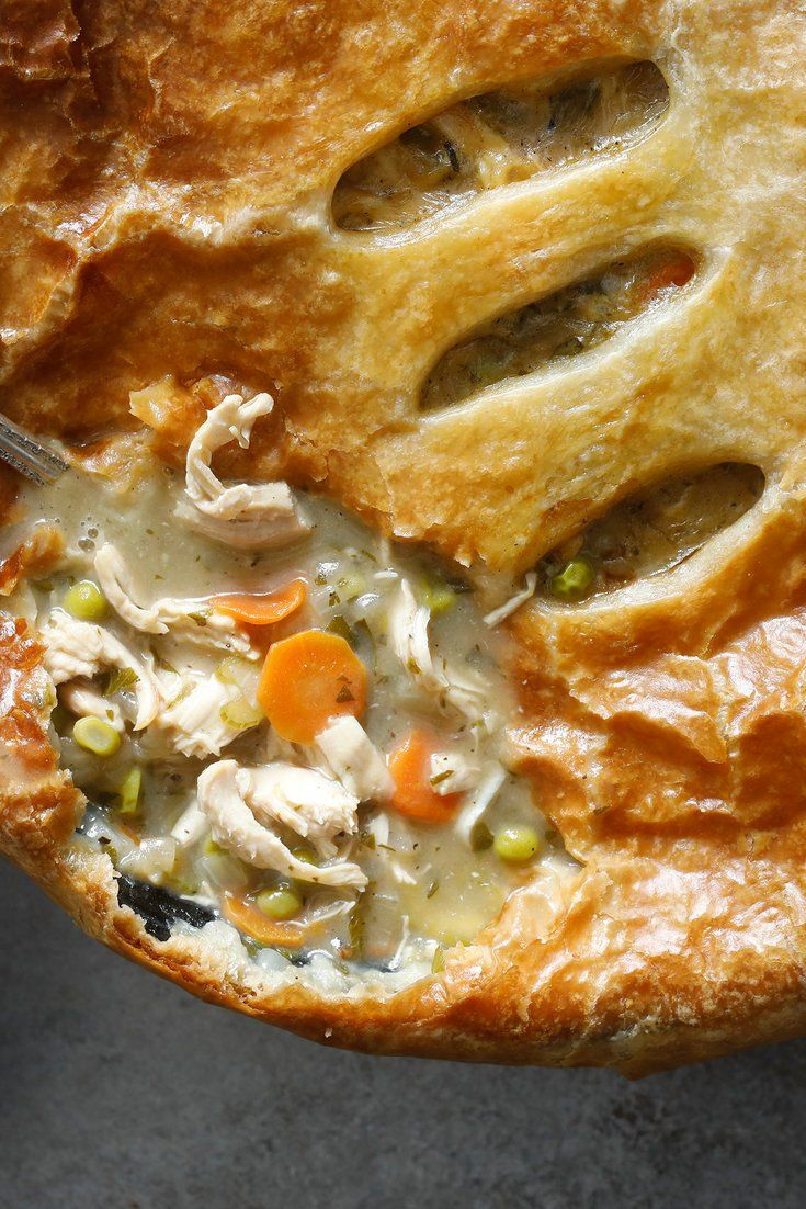 Nyt Cooking Using Store Bought Puff Pastry Instead Of Homemade Pie Crust For A Chicken Potpie