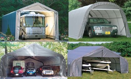 Largest selection of Shelter Logic Portable Garage includes everything you need. Call Larry for free counsel u0026 quote at parts tarps Accessories : shelter logic canopy parts - memphite.com