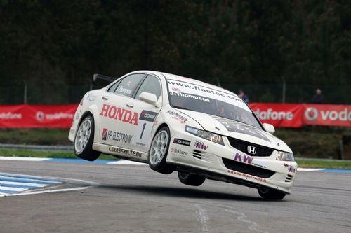 Honda Accord race car - ETCC touring car | I ♥ Honda | Honda accord, Honda, Honda motors