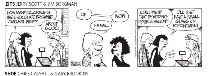 @zits #comics its so funny its me