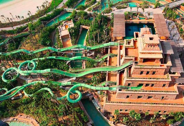 Atlantis Water Park Florida 18 Coolest Slides Around World 2 From