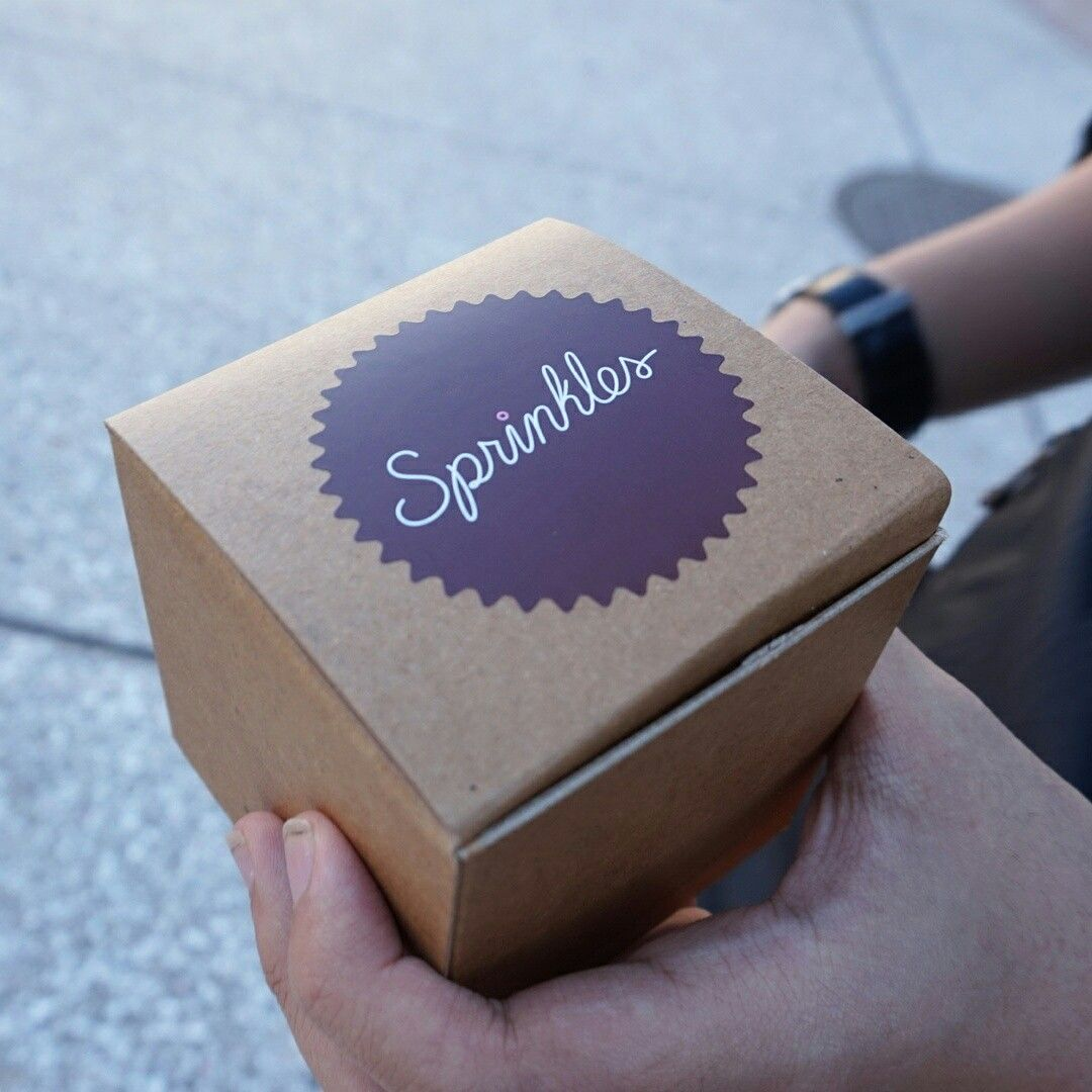 sprinkles cupcakes application