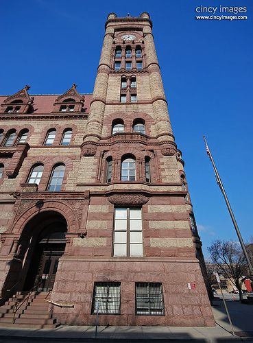 Vertical City Hall Cincinnati Vertical City City