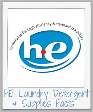 Ultimate Guide To He Laundry Detergent Other High Efficiency