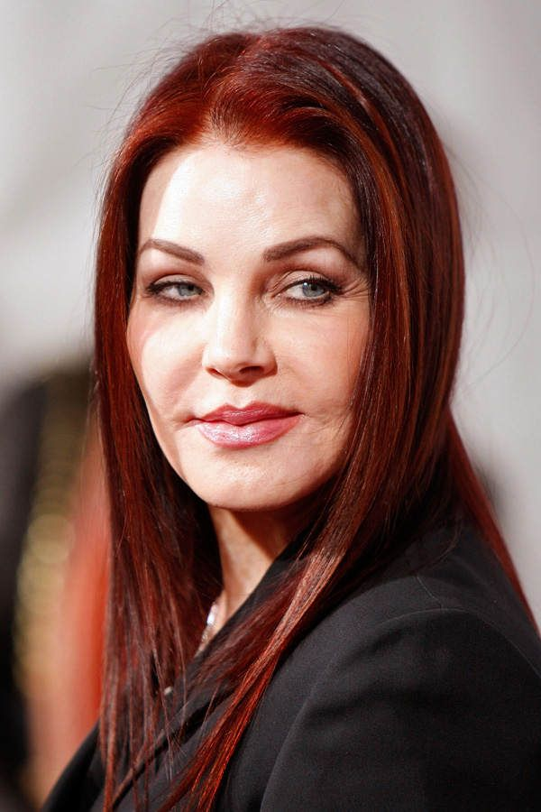 Priscilla Presley has a black belt in karate and is one of ...