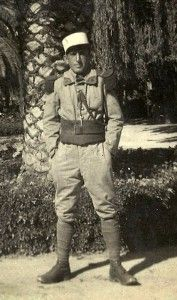 Uncle Fritz in the French Foreign Legion. See Return to Vienna: Must the Past Be Prologue? http://freudsbutcher.com/genealogy/return-to-vienna-must-the-past-be-prologue/