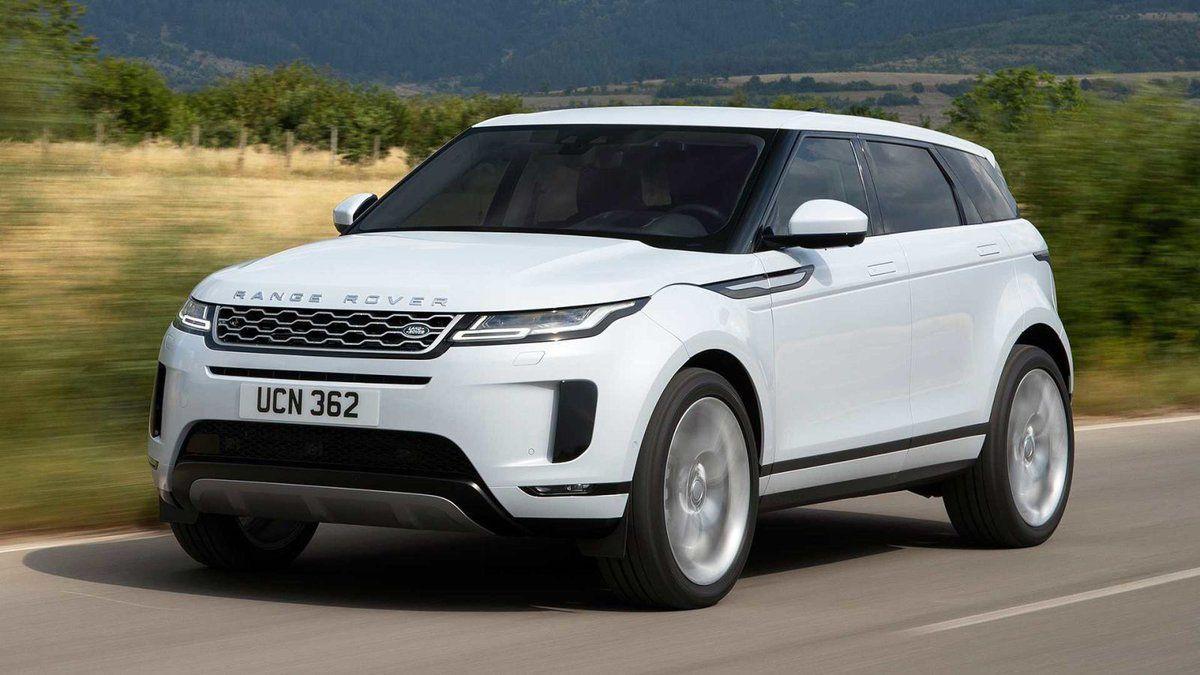 Range Rover Evoque 2019 la seconda generazione del