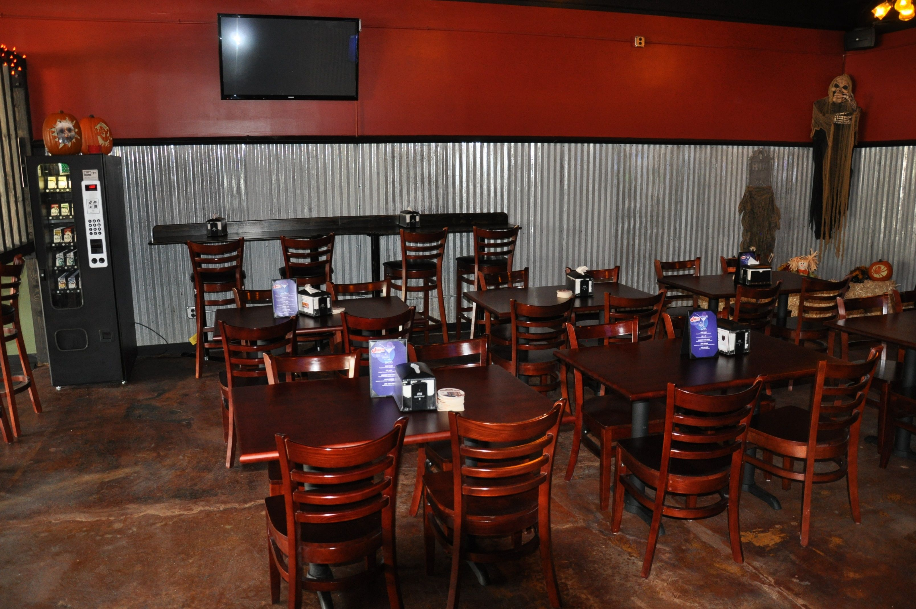 Affordable seating helps jake s philly steaks and sports