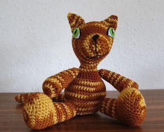 Stephi´s Köstlichkeiten: Kasimir the Cat- scroll down for English