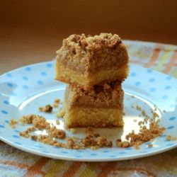 Vegan Coffee Cake Made With Brown Rice Flour And Coconut Oil Gluten Free Coffee Cake Gluten Free Coffee Coffee Cake