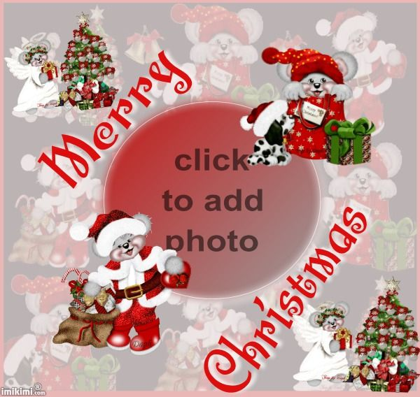 Merry Christmas Imikimi Com Christmas Photo Card Template Christmas Card Templates Free Merry Christmas Card