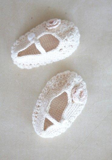 Ma Petite Organic Knit Shoes