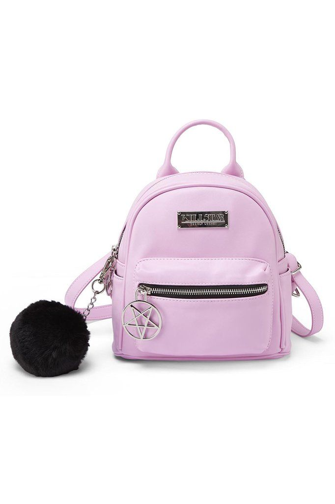 3610ad22e Darcy Mini Backpack [PINK] | KILLSTAR. A cute and handy mini-backpack