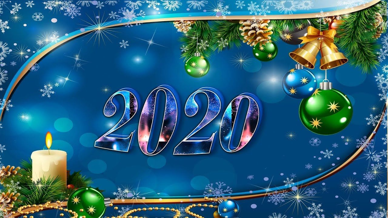 HAPPY NEW YEAR 2020 🎅🎄 Wishes To All YouTube (With