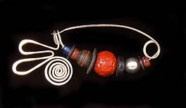 """""""Jewelry should communicate warmth and kinship. It succeeds best when it connects with people."""" Ramona Solberg quoted in Adornment Newsletter, Fall 2001"""
