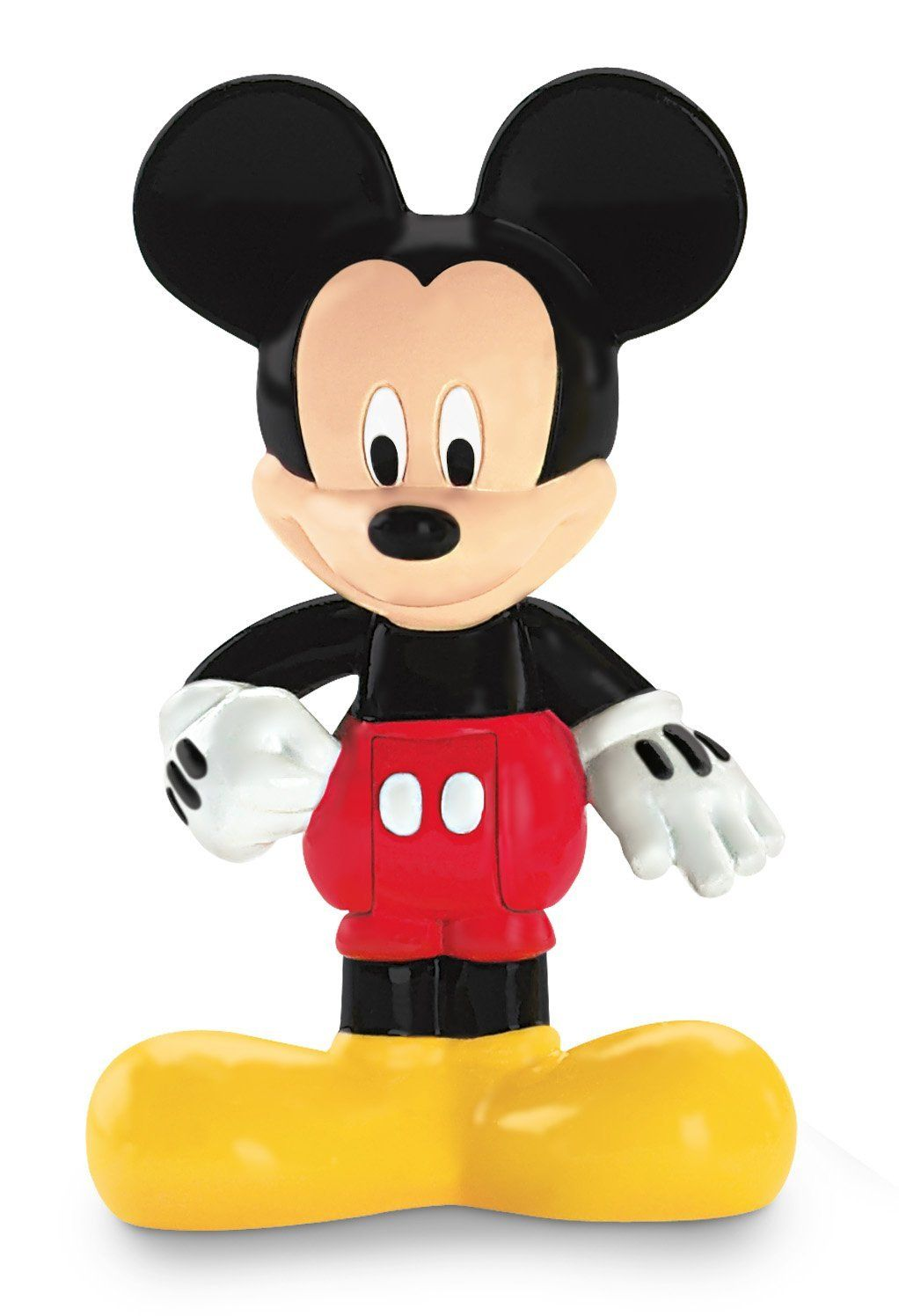 Fisher Price Disney Mickey Mouse Clubhouse Mickey Figure 5Cm (T2822 ...