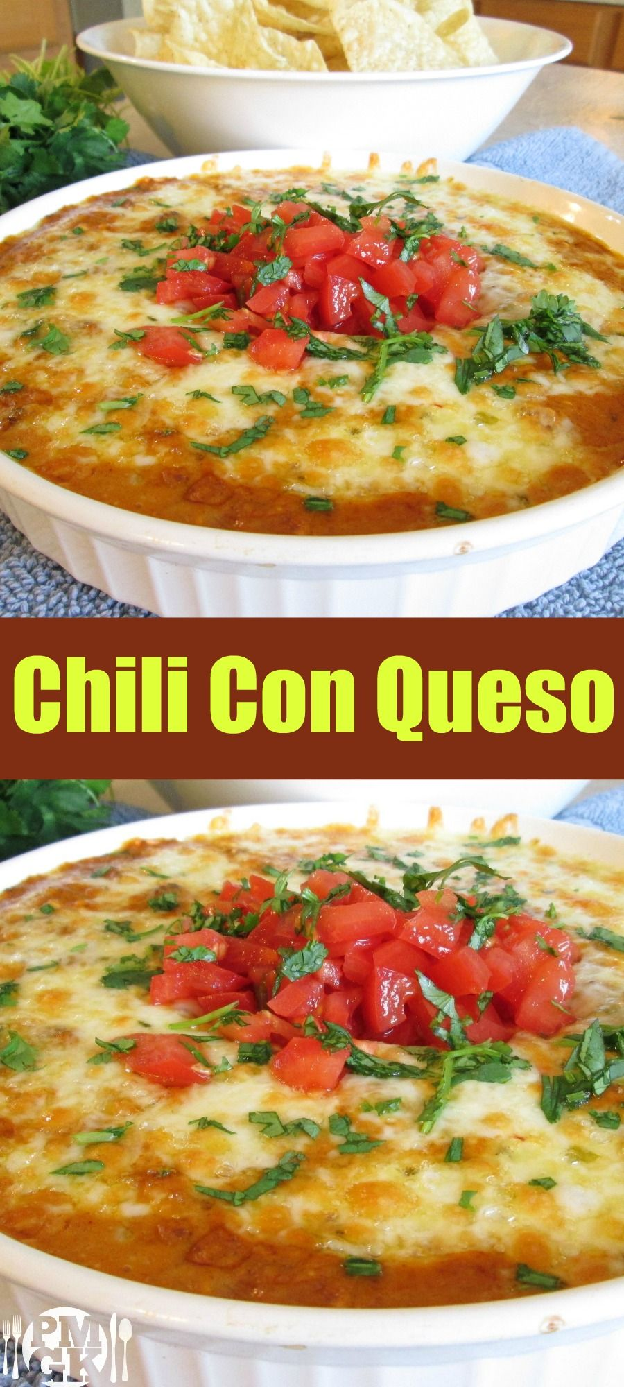 3 cheese chili con queso gourmet salsa and american food recipes food forumfinder Image collections