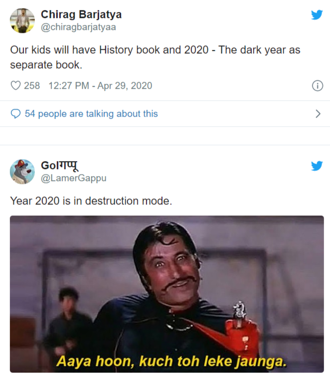 2020 Is What 2012 Tried So Hard To Be Twitter Has Few Things To Say History Books Wait And Watch Funny Memes