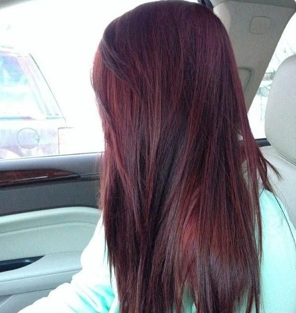 Cherry coke hair coloris is what im having done next week add a rich cherry or a brighter extension or two to your dark hairdark brown red cherry coke long hair colortry this black cherry pmusecretfo Gallery