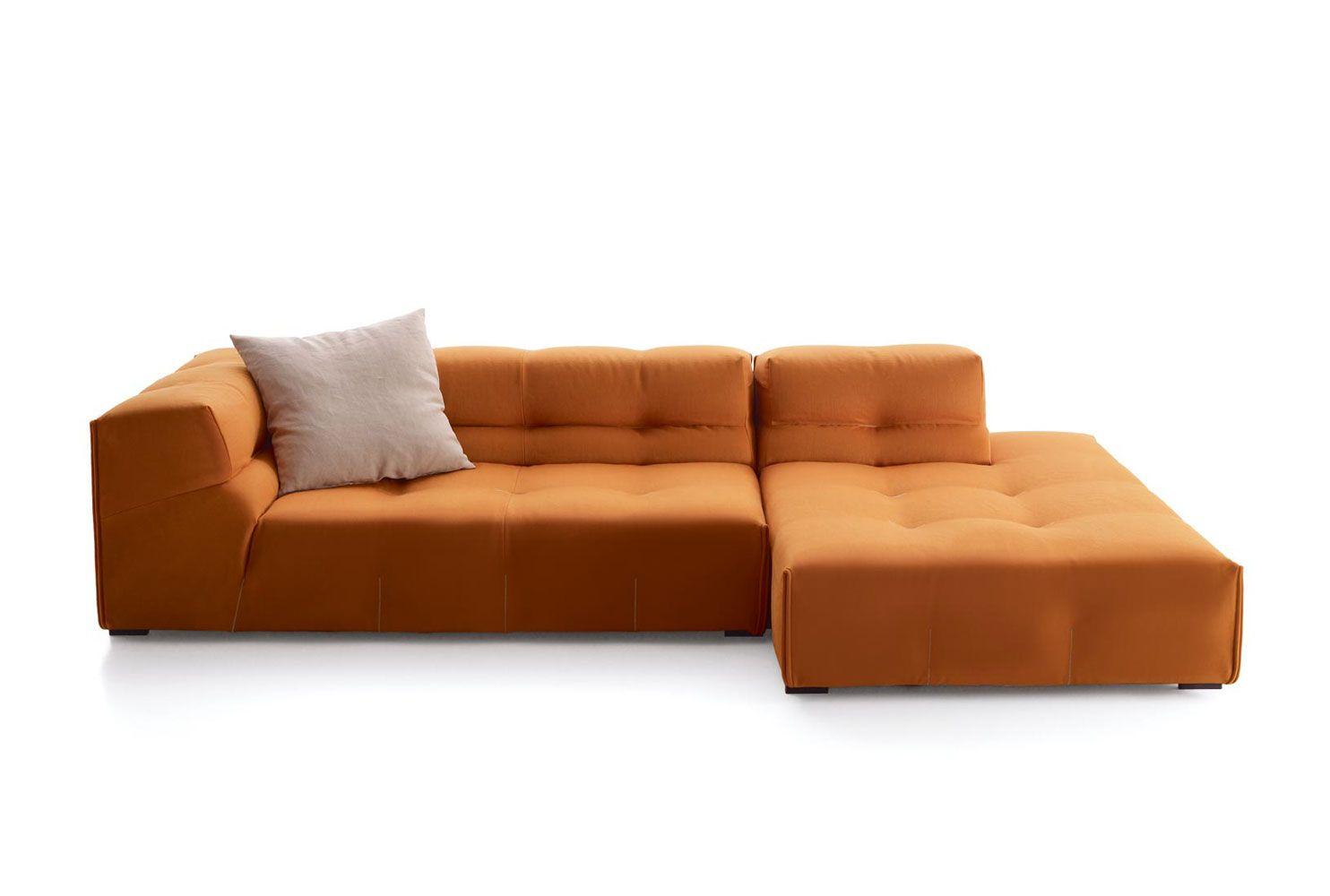 Sofa: TUFTY TOO   Collection: Bu0026B Italia   Design: Patricia Urquiola