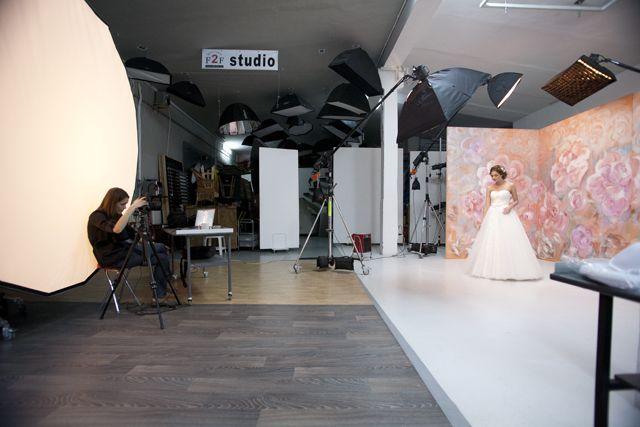 Фотосессия для каталога свадебных платьев InLove | Wedding ...