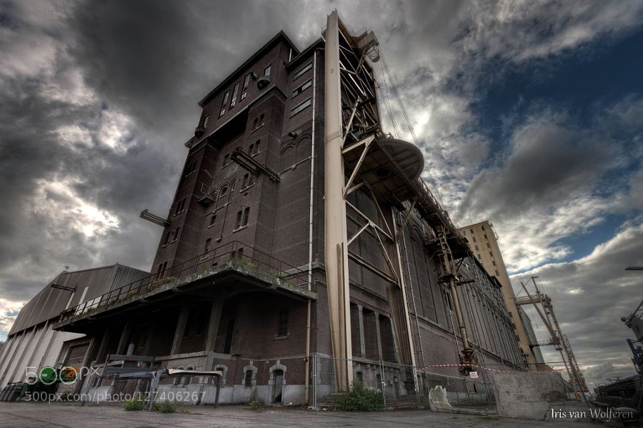 The G-Factory by IrisvanWolferen #fadighanemmd