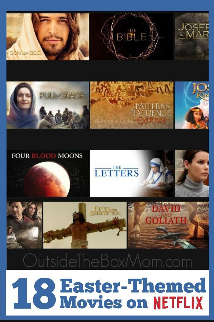 13 Best Easter Movies on Netflix | Best of OutsideTheBoxMom