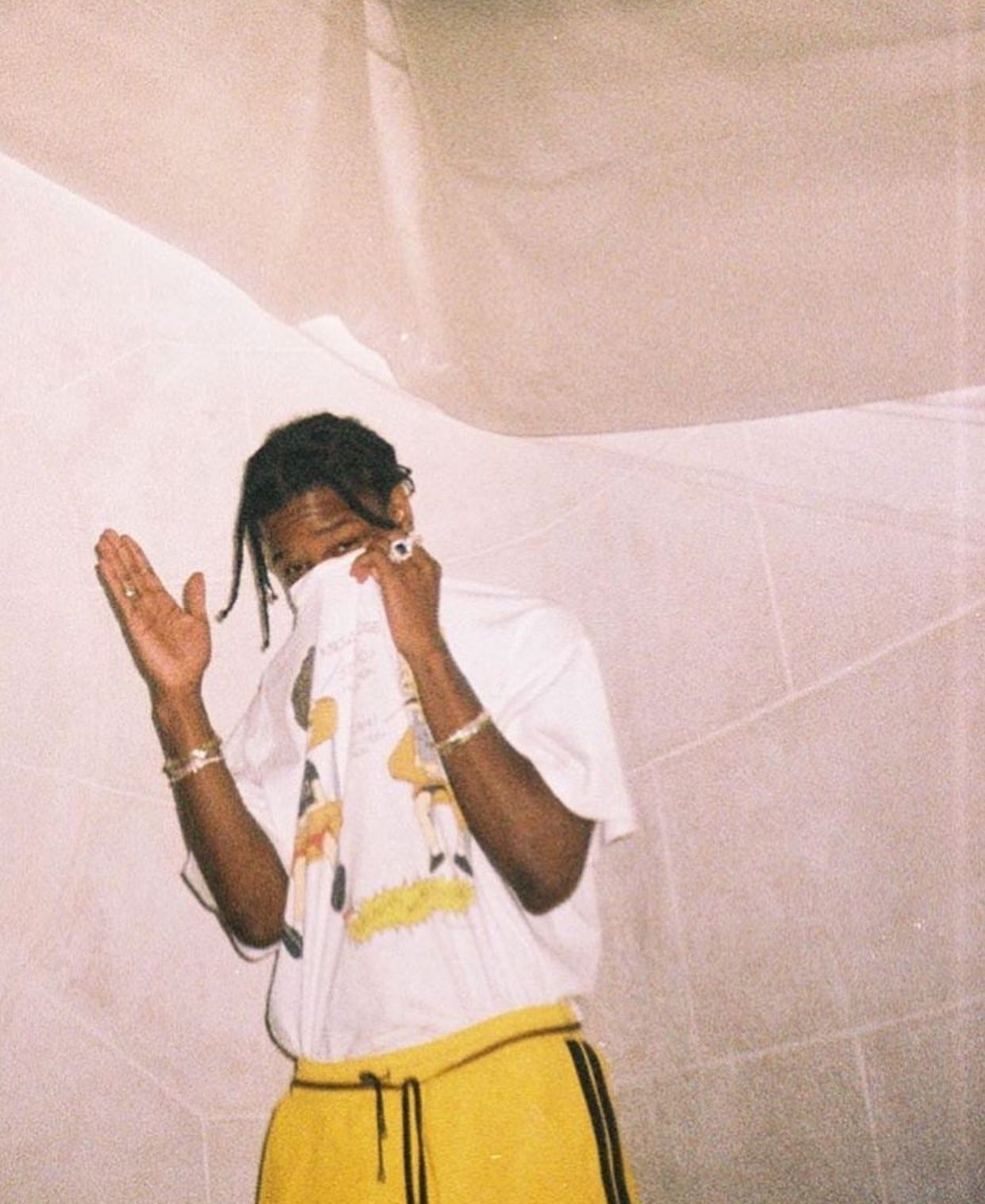 ASAP rocky Pretty flacko, Asap rocky wallpaper, Rocky