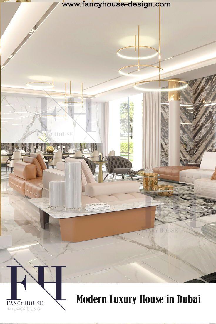 Beautiful Interiors For Grand Staircase In White Color Find More Interior Luxury Interior D Luxury House Interior Design Interior Design Dubai Interior Design