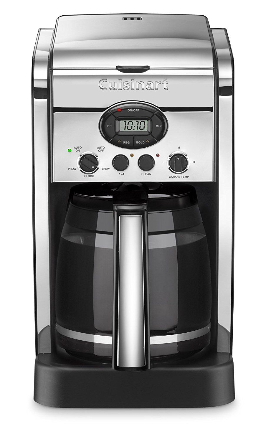 Cuisinart dcc2600chfr 14 cup brew central coffee maker