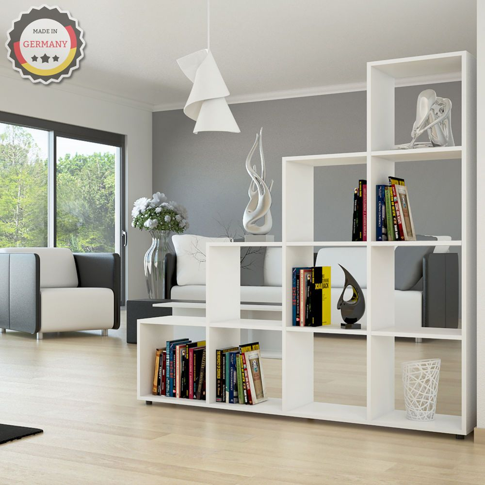 Shelf staircase room divider shelf rack bookcase filing shelf