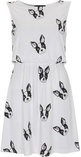Pin By Joan D On All Things Boston Boston Terrier Clothes Fashion Dresses