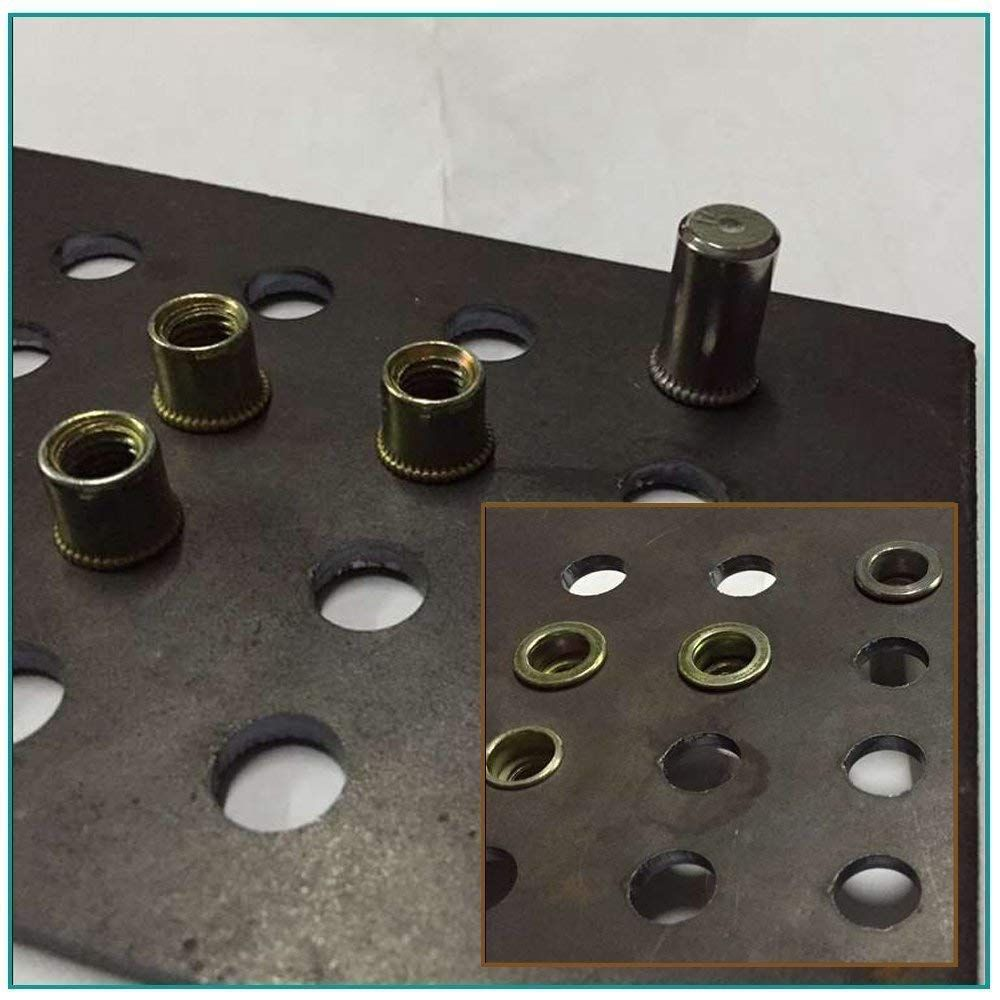 copper eyelets //rivets  1//4 inch  heavy duty 24//pak