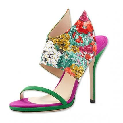 Flower Inspirouge Accessories Chaussure PowerFloral Mode Et NwPO80kZnX