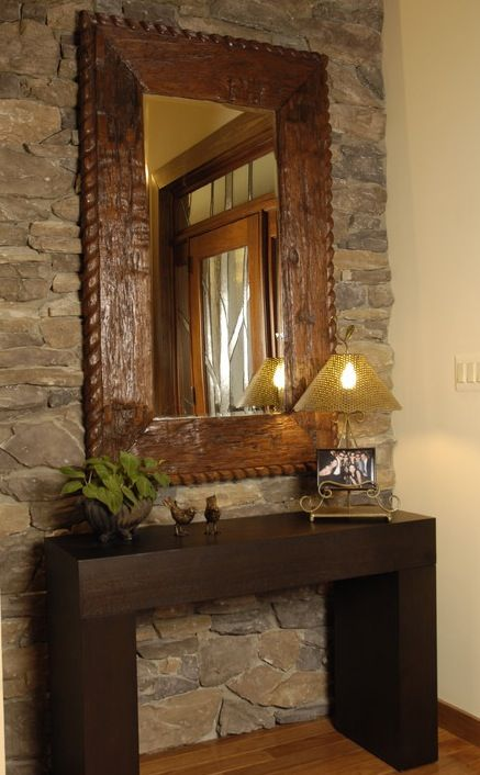 Decora o de hall de entrada pequeno com azulejos baratos for Azulejos baratos