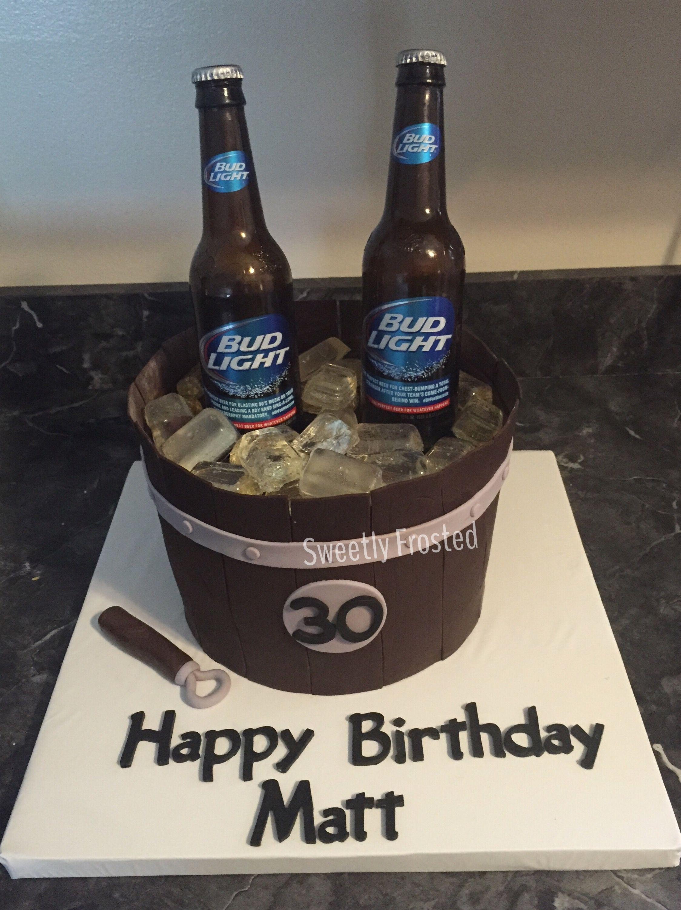 Beer Barrel Cake Beer Barrel Cake