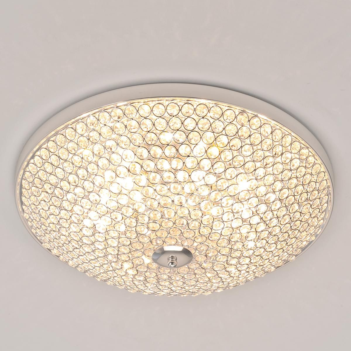 Sparkling Light Show Flush Mount Light Lights