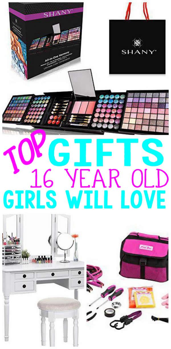 Best Gifts 16 Year Old Girls Will Love Sweet Sixteen
