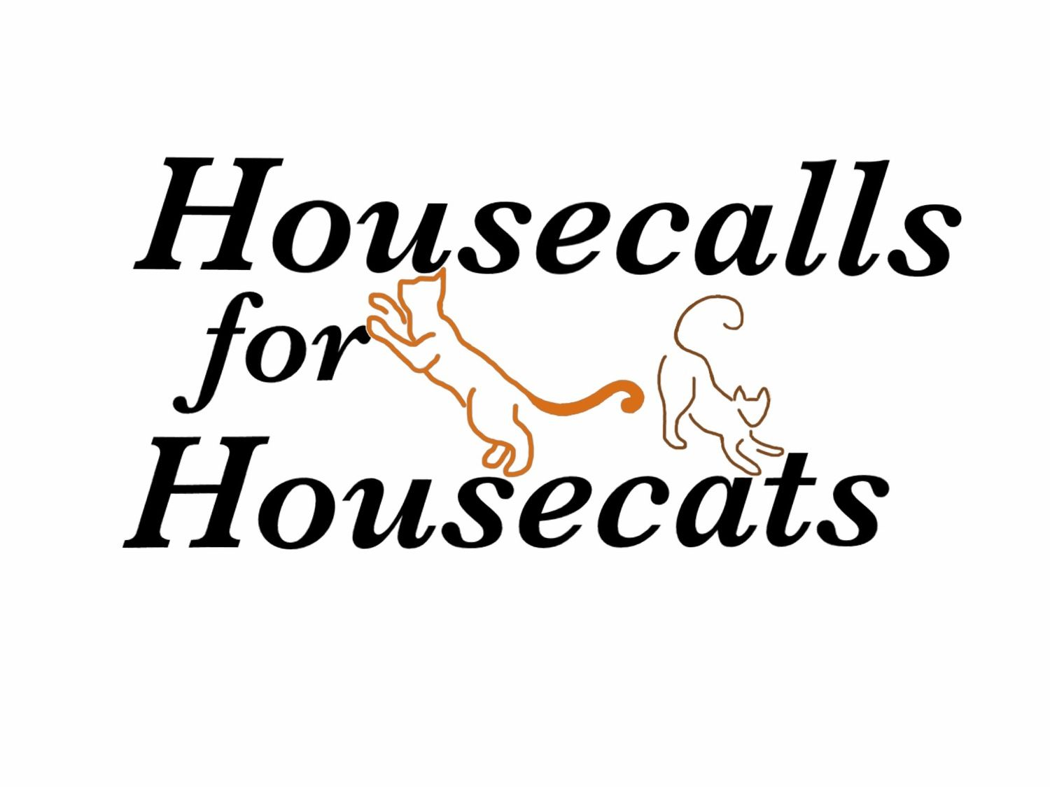 Housecalls for Housecats Veterinary services, Vet